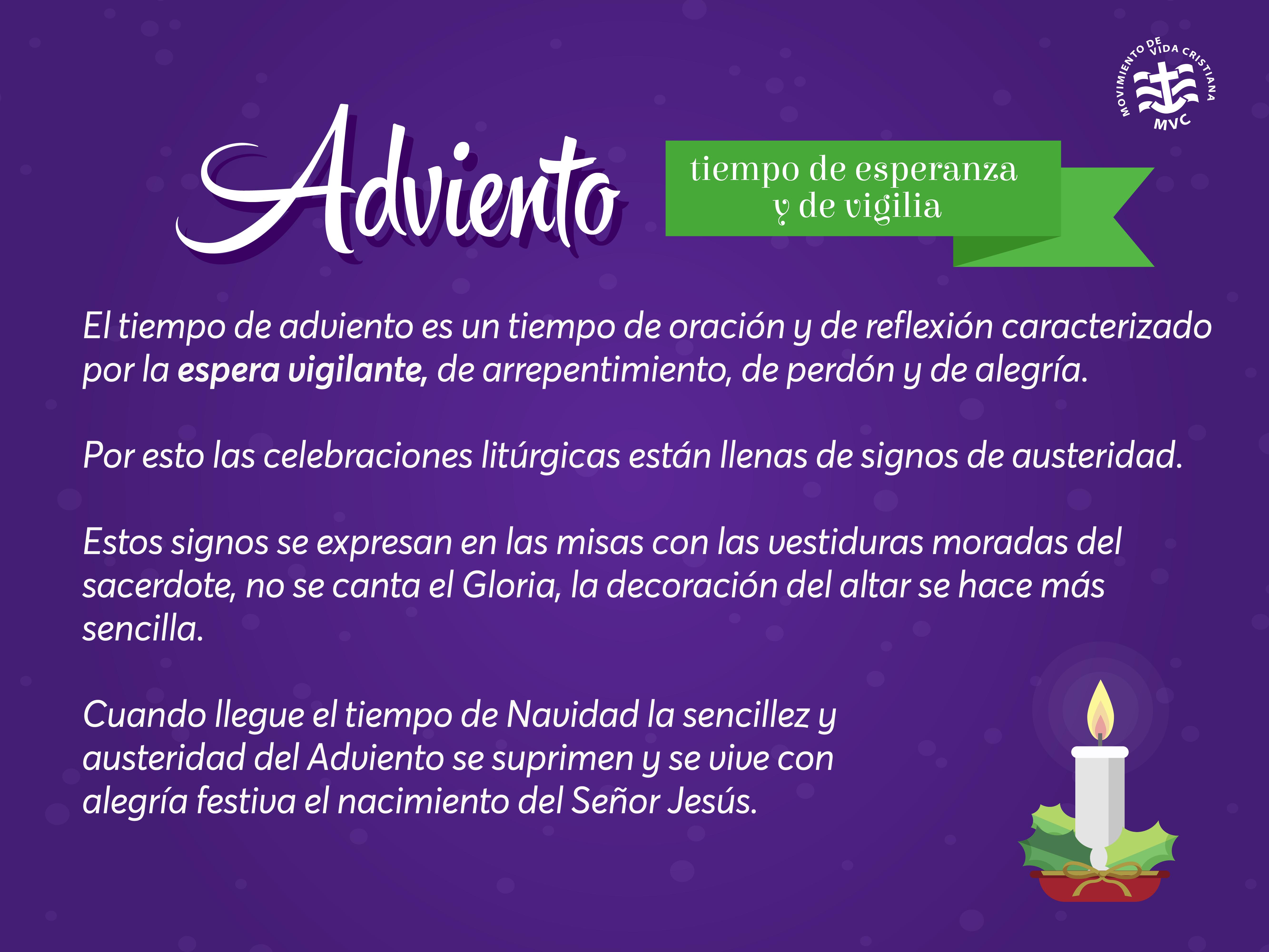 Adviento y navidad 16 mvc - Velas adviento ...