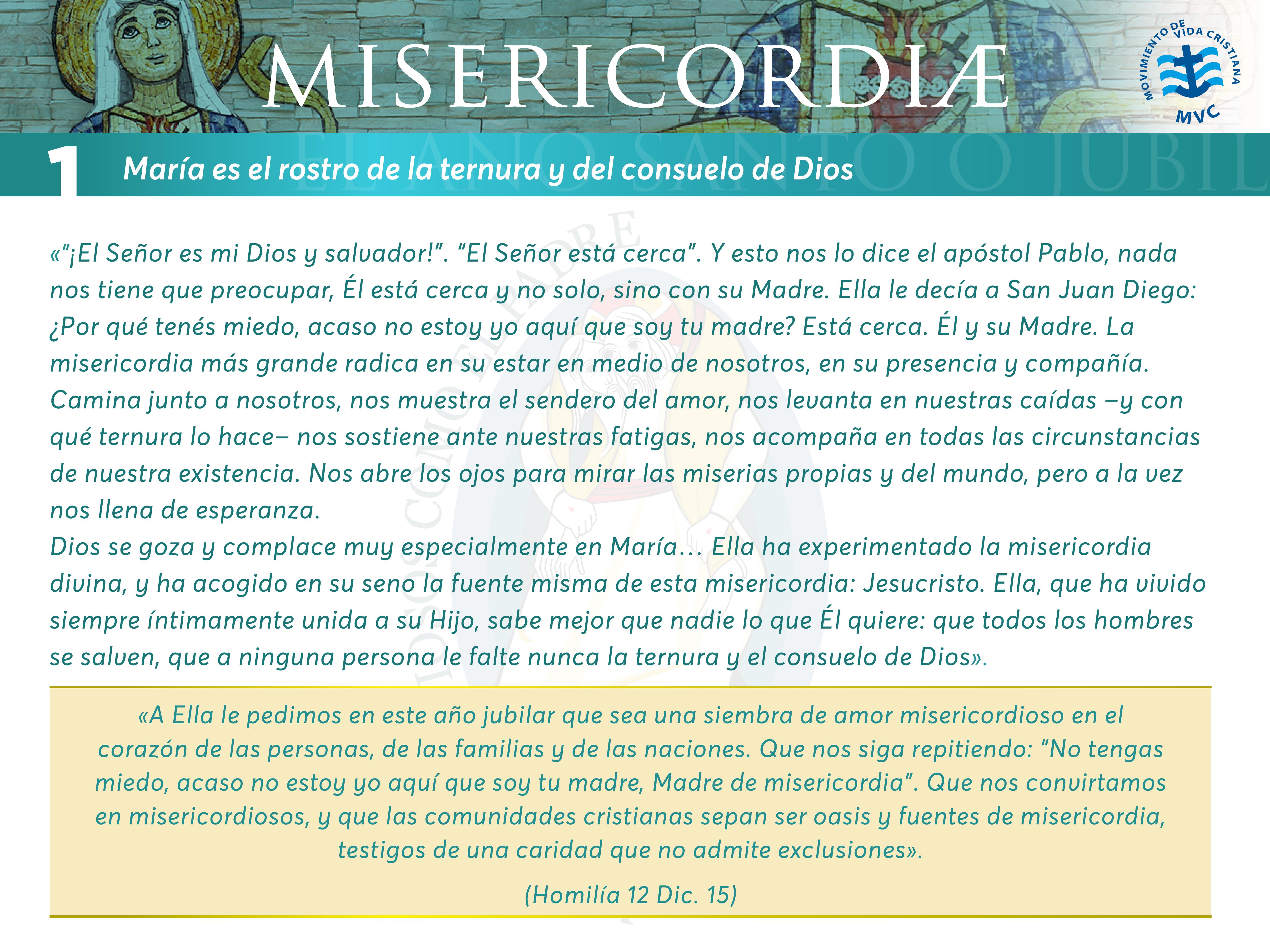 Misericordiae 5-02