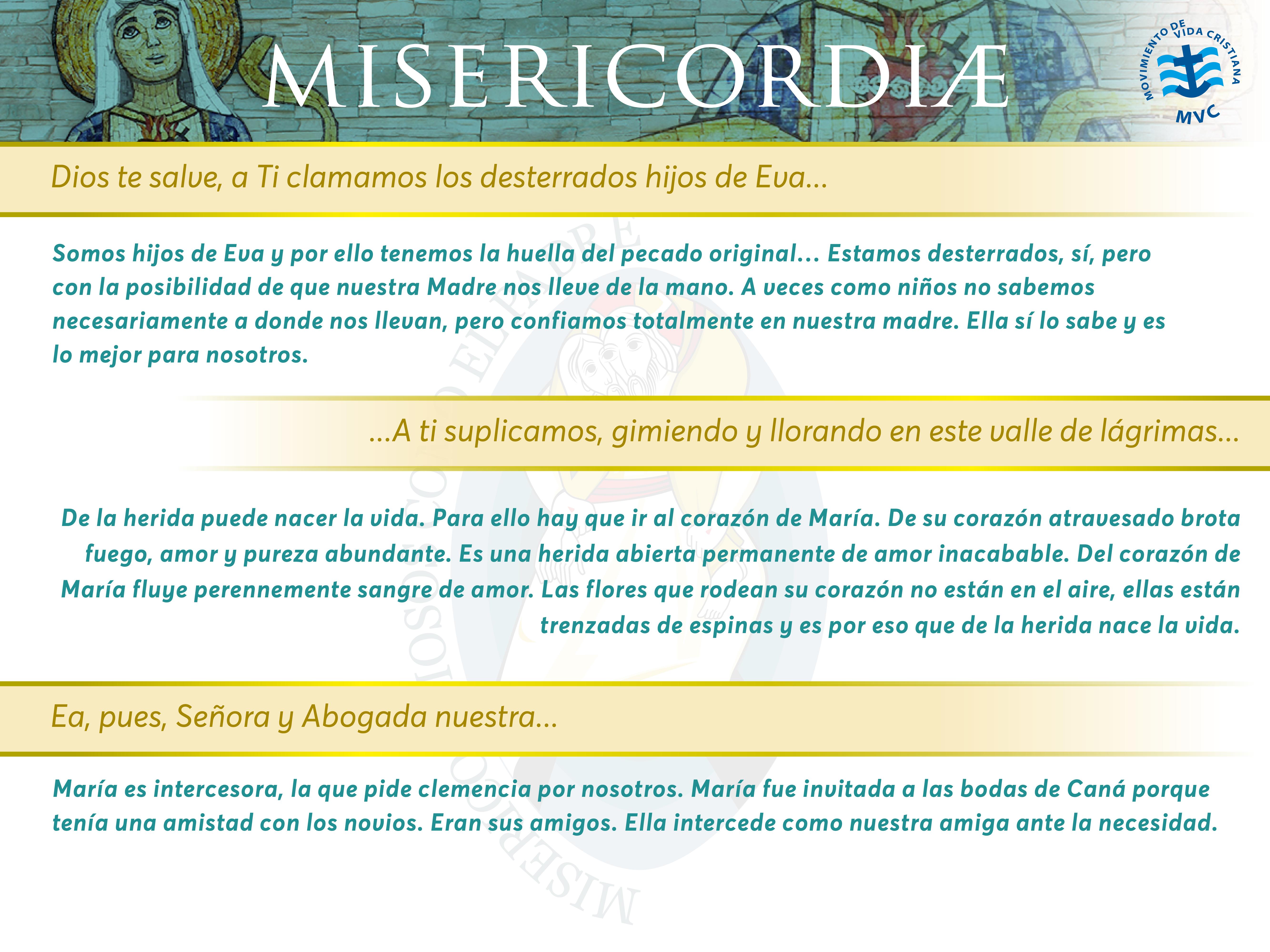 Misericordiae 5-05