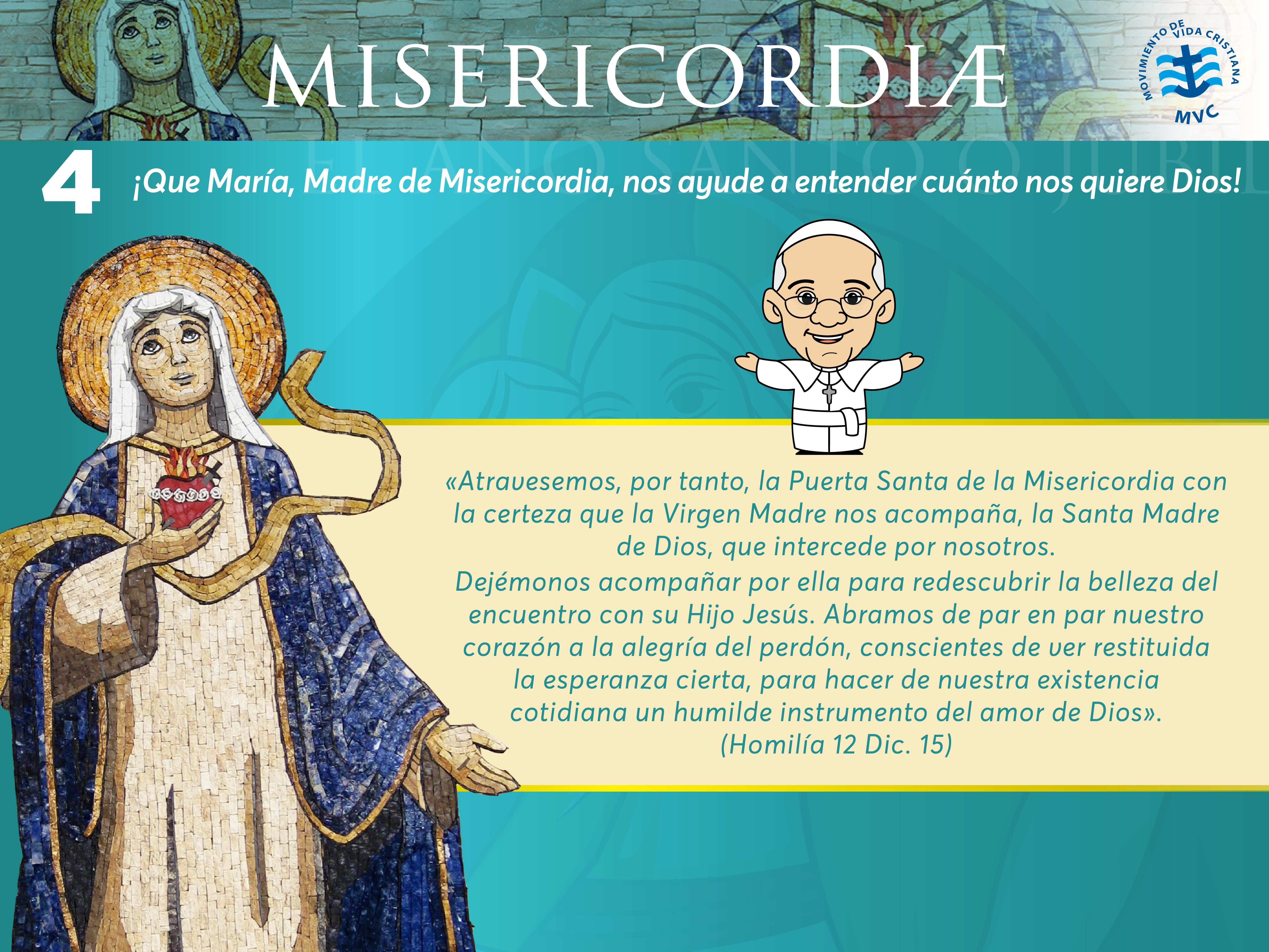 Misericordiae 5-07