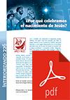 CHD 226 dic2012 Por qué celebramos el nacimiento de Jesús INTERIORIZANDO PDF
