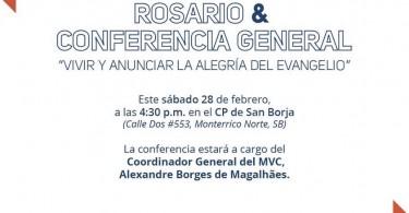 20150228 Rosario y Conferencia General
