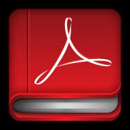 Adobe-PDF-Reader-Book-icon
