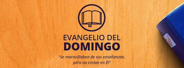 Logo Evangelio del Domingo
