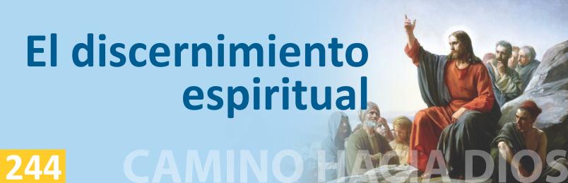 Resultado de imagen para imagenes en la Formación en el discernimiento espiritual