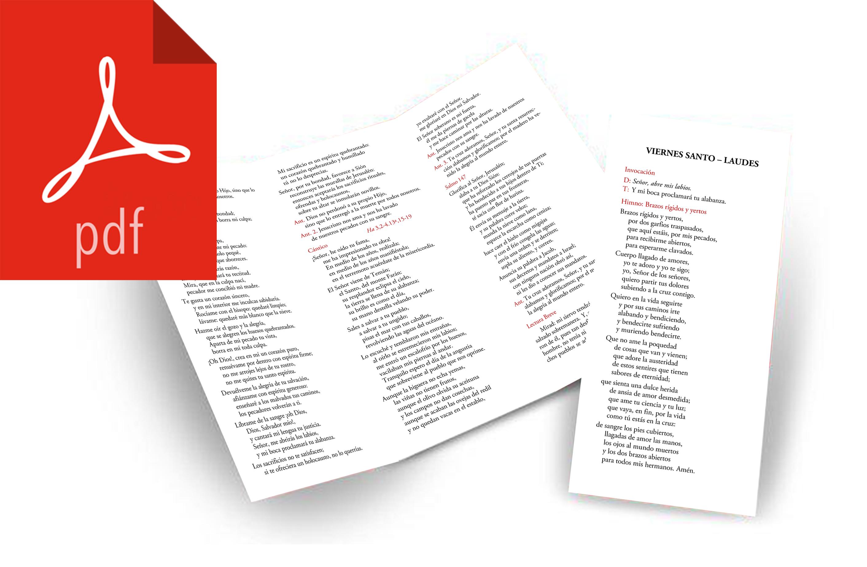 triptico laudes viernes pdf