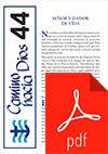 CHD 044 jun1993 Señor y dador de vida pdf