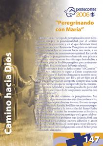 CHD 147 may2006 Peregrinando con María 300x426px