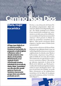 CHD 135 may2005 María mujer eucarística 300x426px