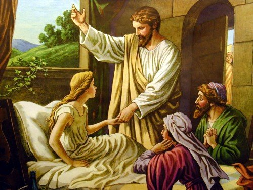 Jesus-Heals-Jairus-Daughter