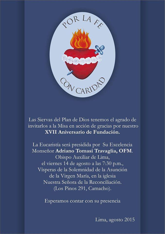 Aniversario-Siervas-del-Plan-de-Dios-Lima