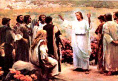 Jesus-predica