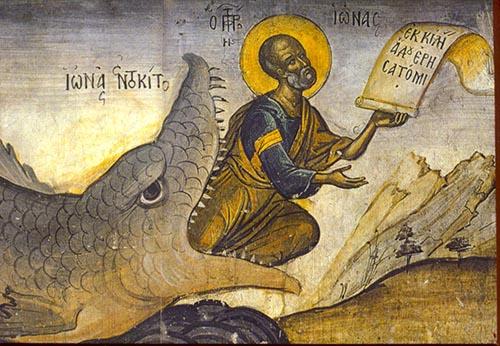 Resultado de imagen para predica la oracion de jonas catolica
