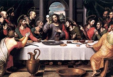 Ultima-Cena-Jesus 2