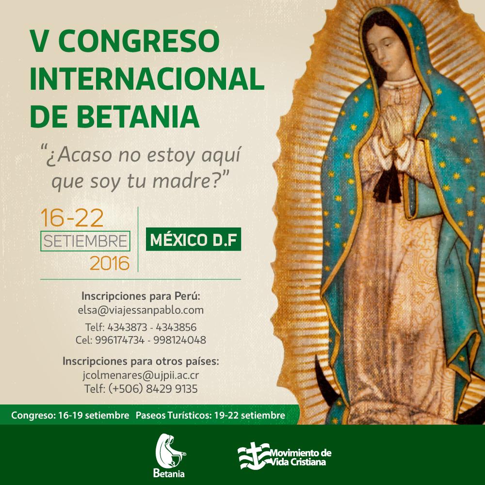 20160916 Congreso Betania