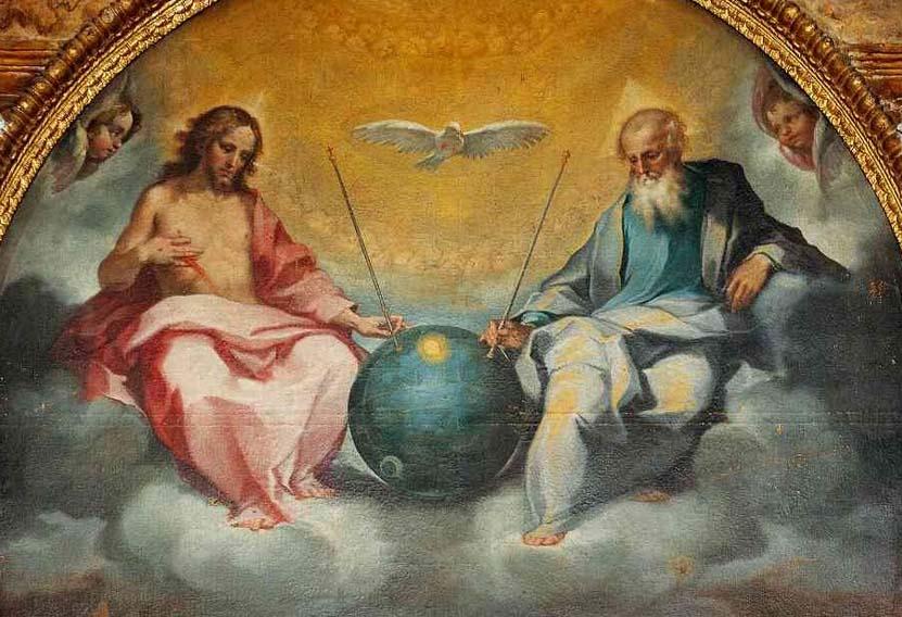 Exaltacion de la Eucaristia detalle