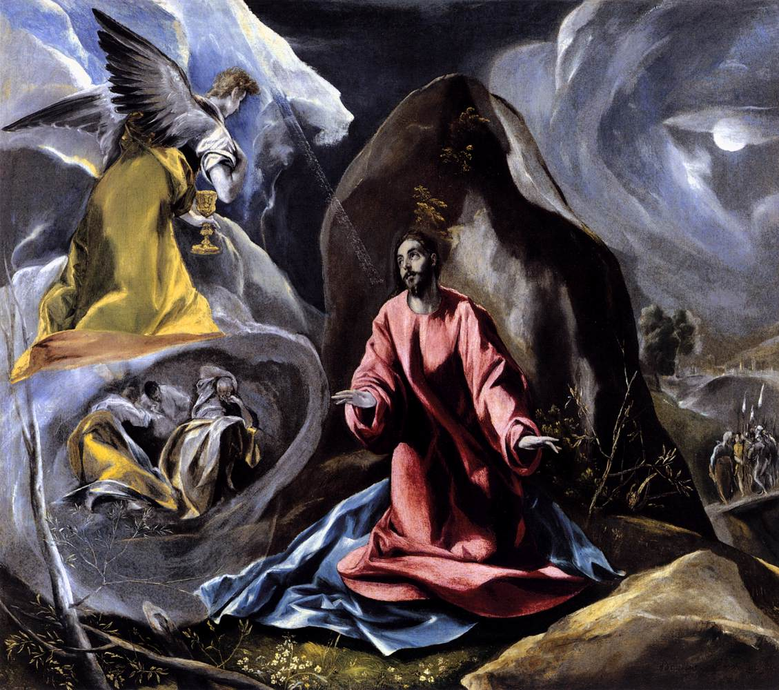 LaAgoniaEnGetsemani-ElGreco (c.1590)