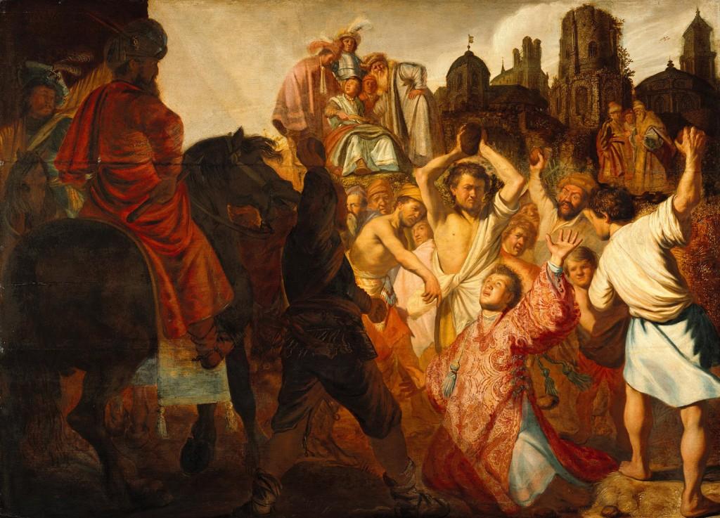 Rembrandt-Lapidation-Saint-etienne-MBA-Lyon
