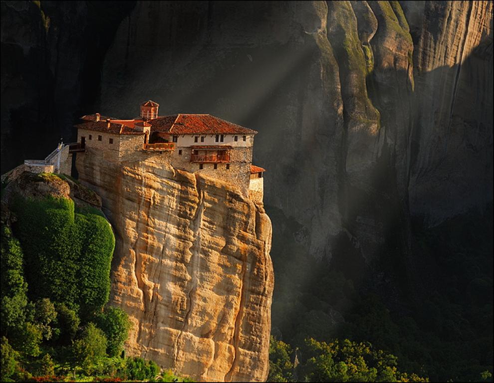 Casa sobre roca