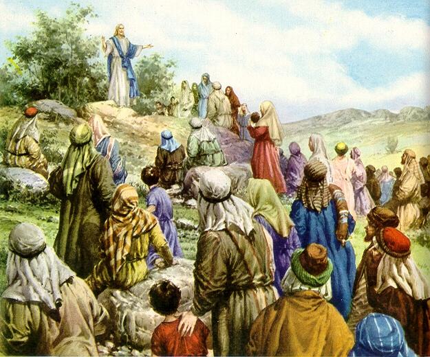 Jesus Predicando-1