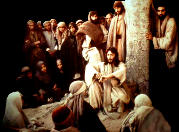 Jesus predicando 4