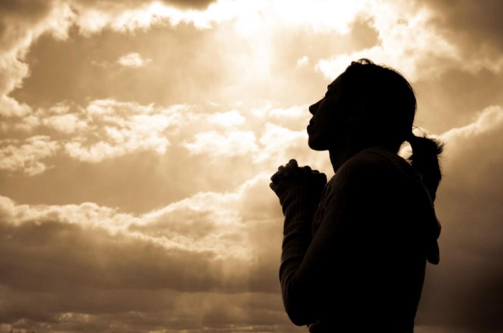 Oracion mujer