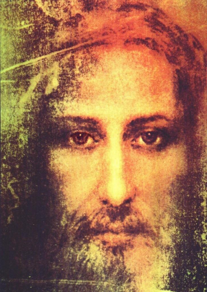 rostro jesucristo