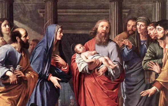 Presentacion de Jesus 2
