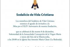 Misa 8 Santiago de Guayaquil - Ecuador