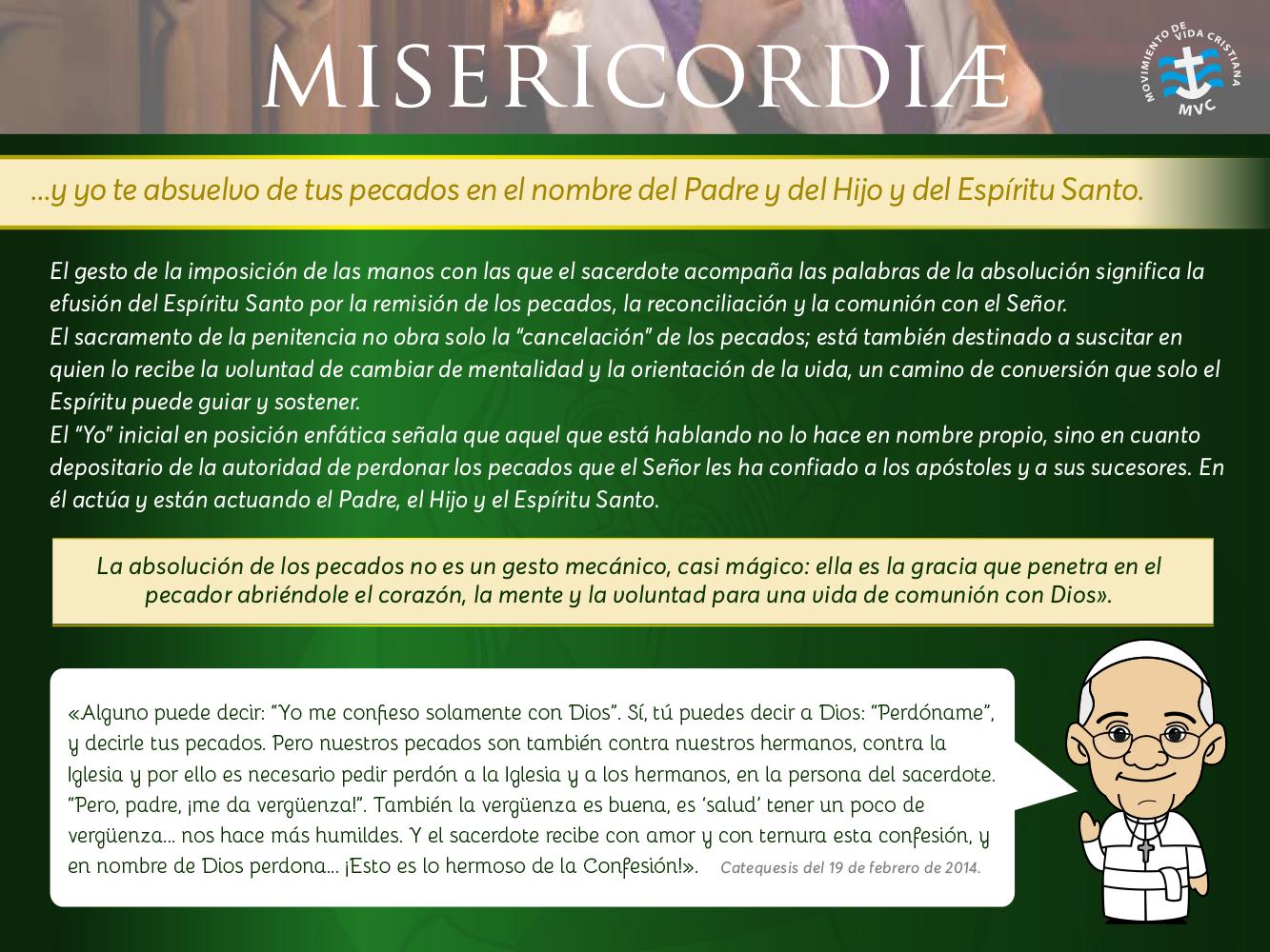 Misericordiae 3