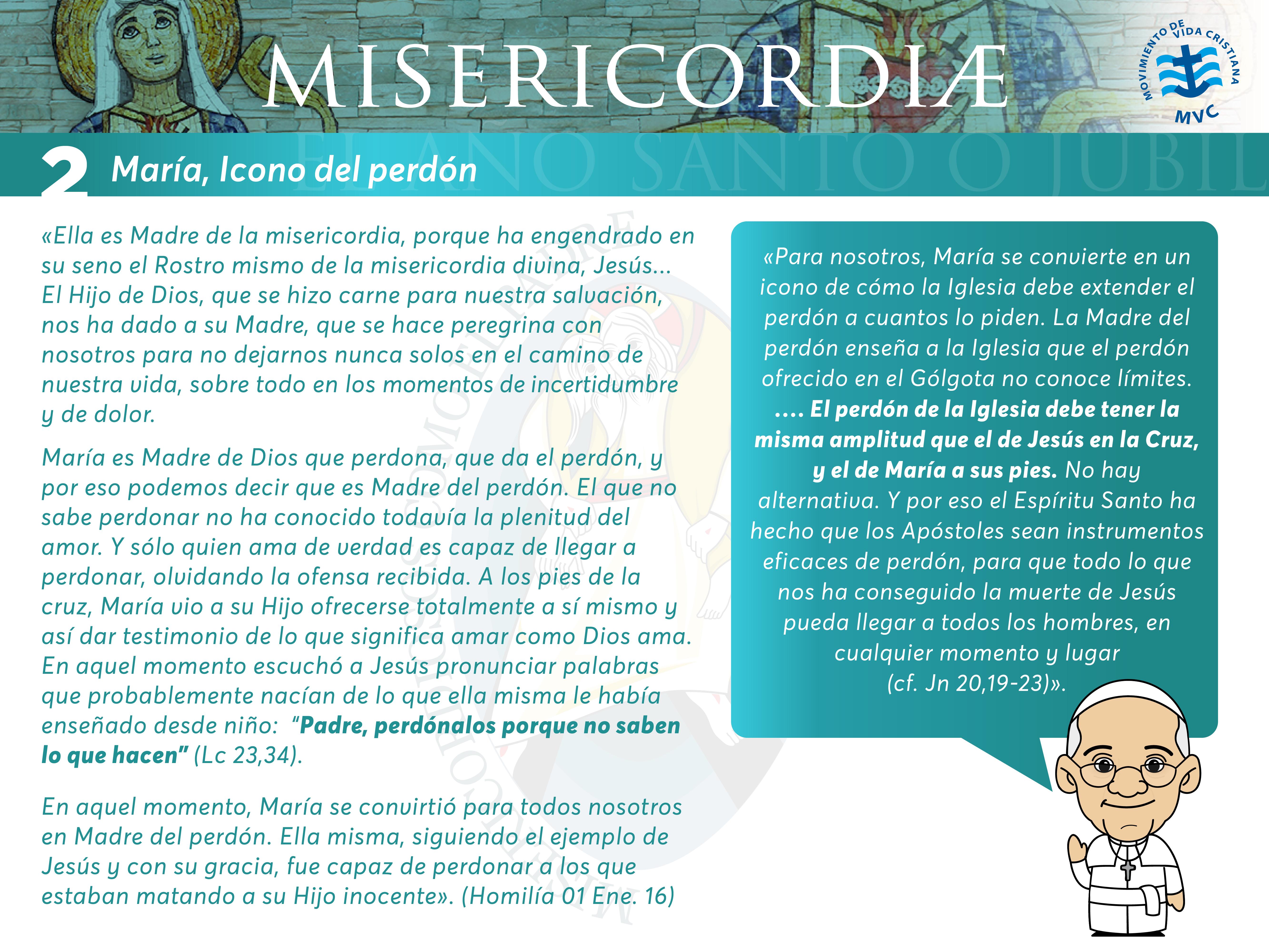 Misericordiae 5-03