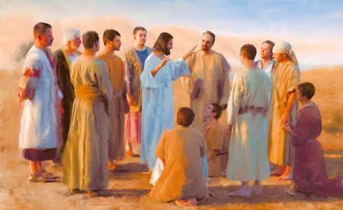 Jesus hablando - MVC