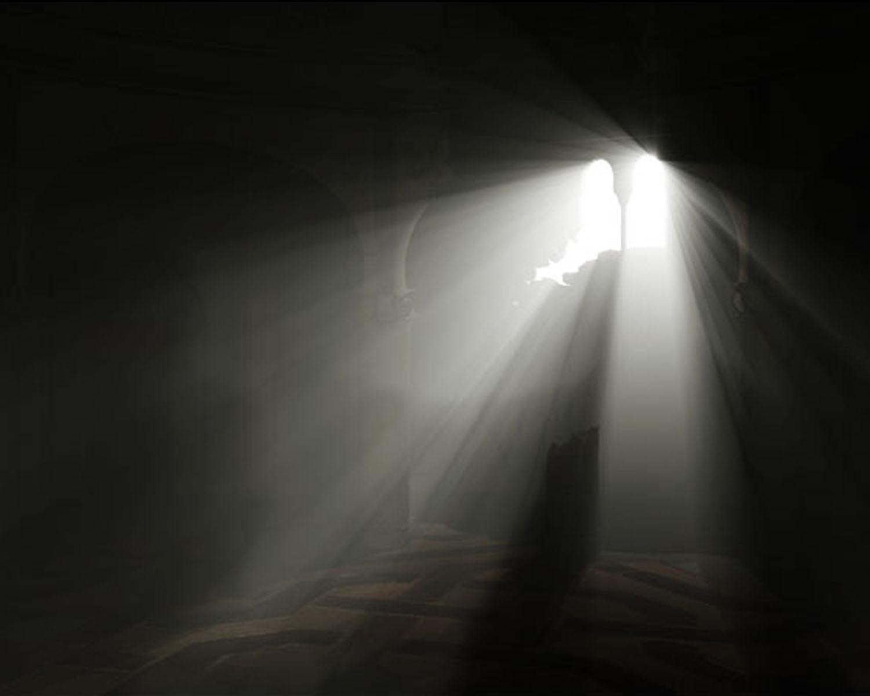 Luz en la oscuridad - MVC